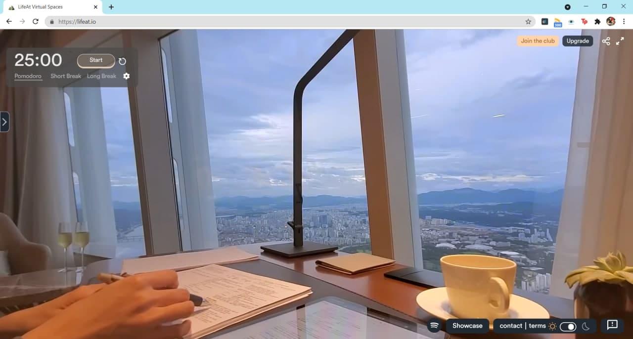 lifeat virtual spaces - seoul, korea