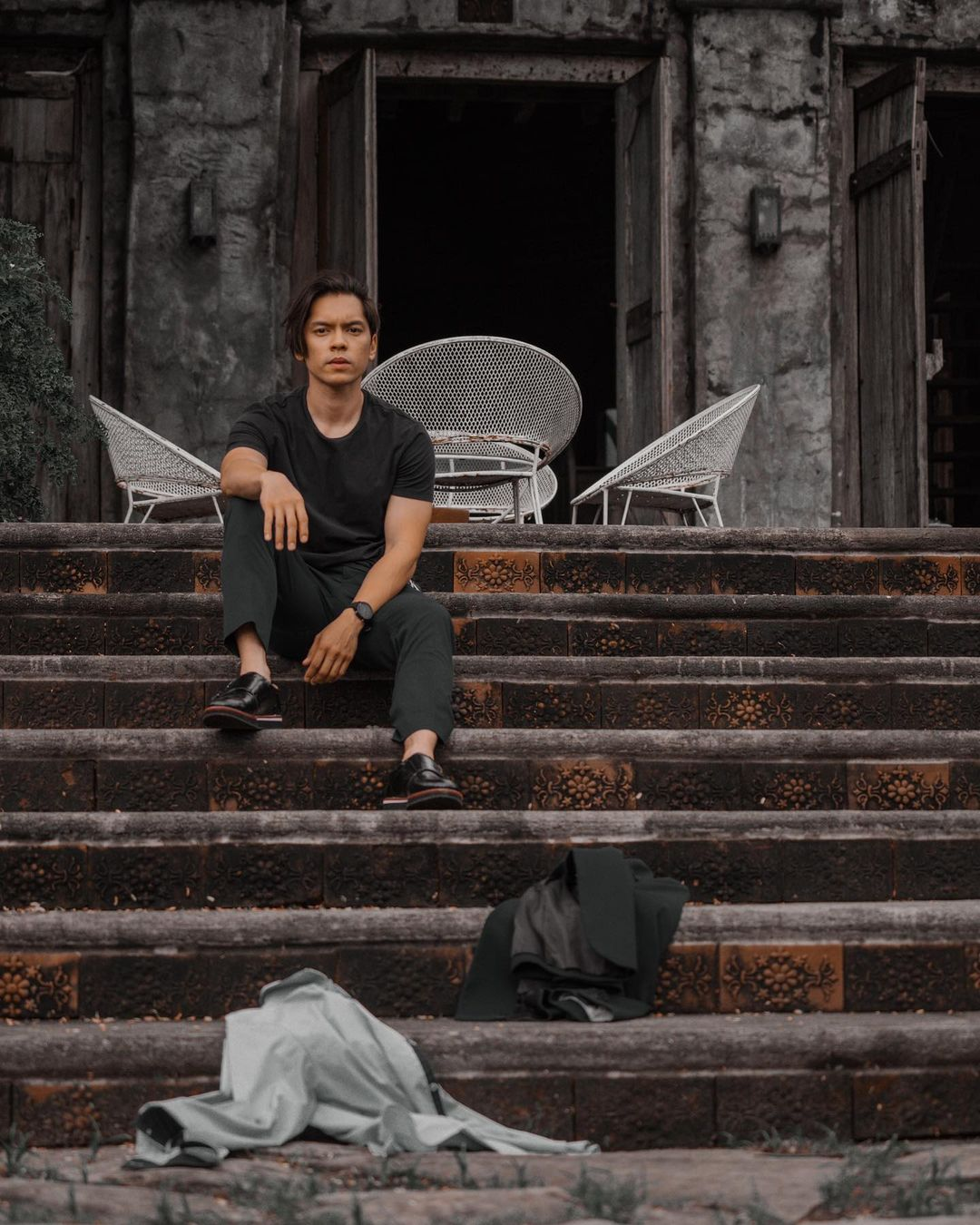 Carlo Aquino was supposedly cast in 'Squid Game'