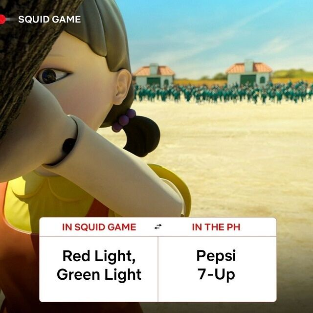 What If Netflix's Squid Game Was Played in Metro Manila?