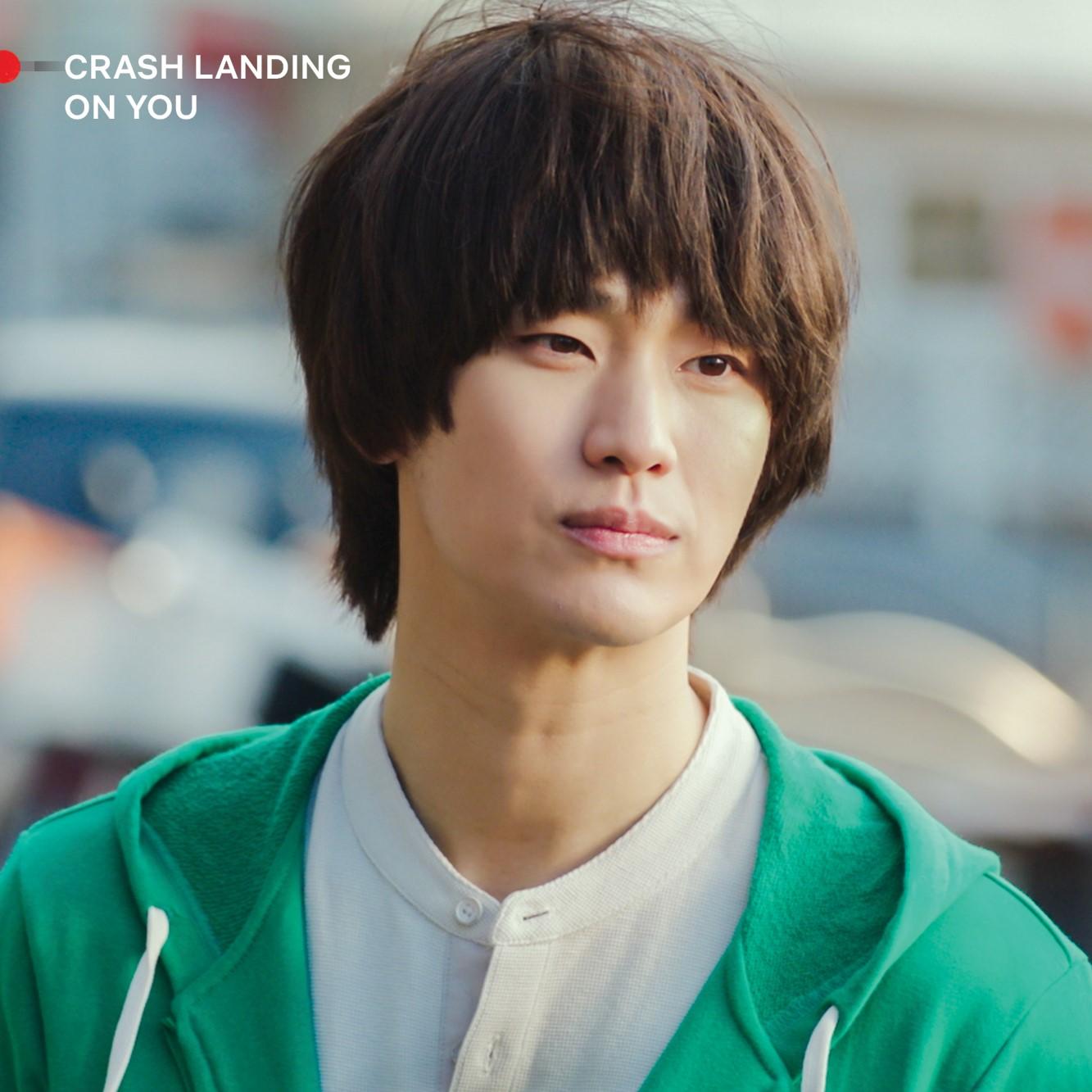 Kim Soo Hyun's iconic cameo in Crash Landing On You'