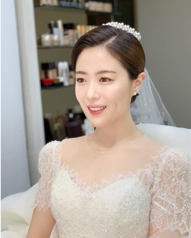 Korean bride