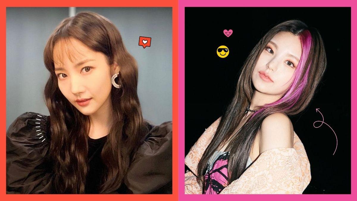 Prettiest Korean Long Hairstyles