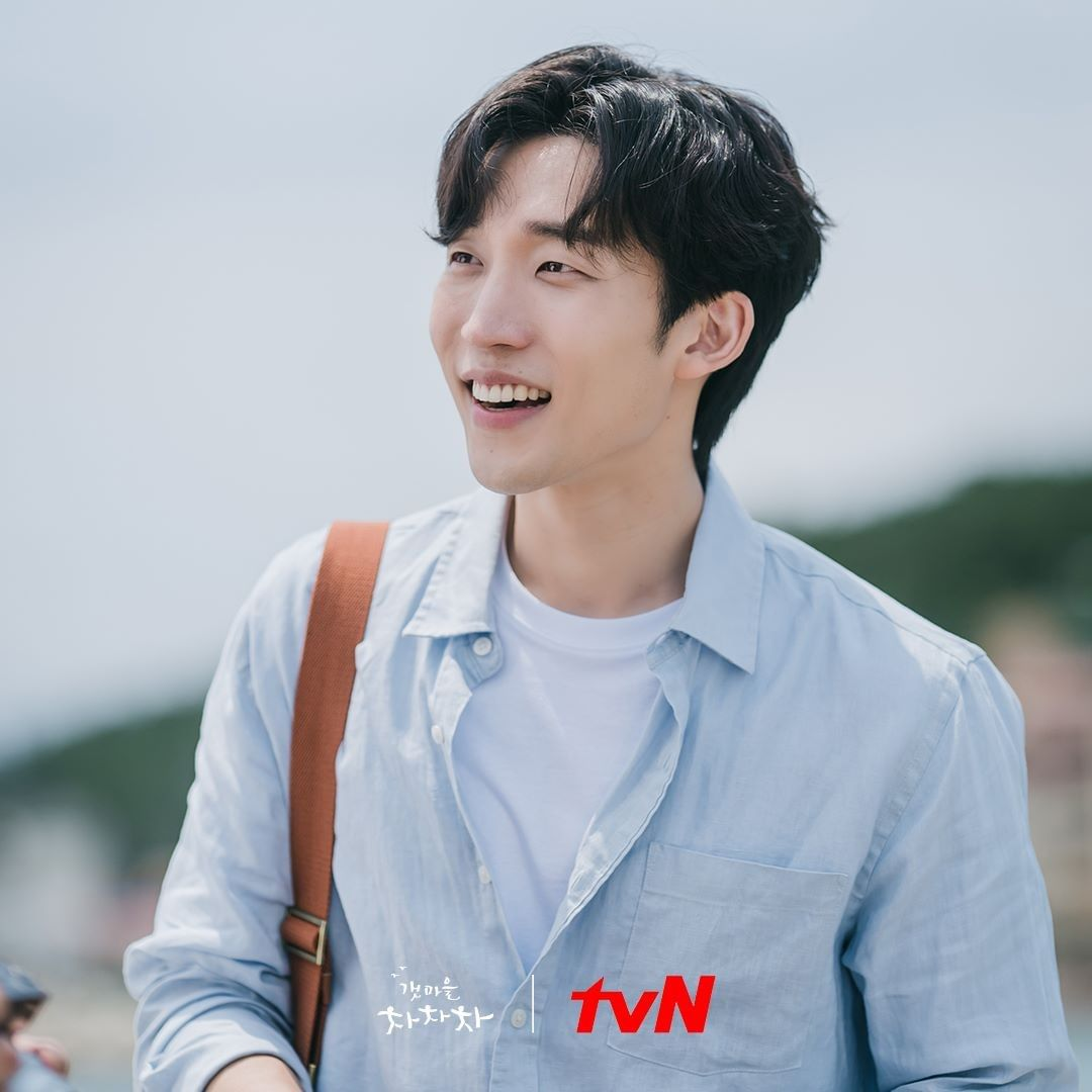 Hometown Cha-Cha-Cha cast members - Lee Sang Yi