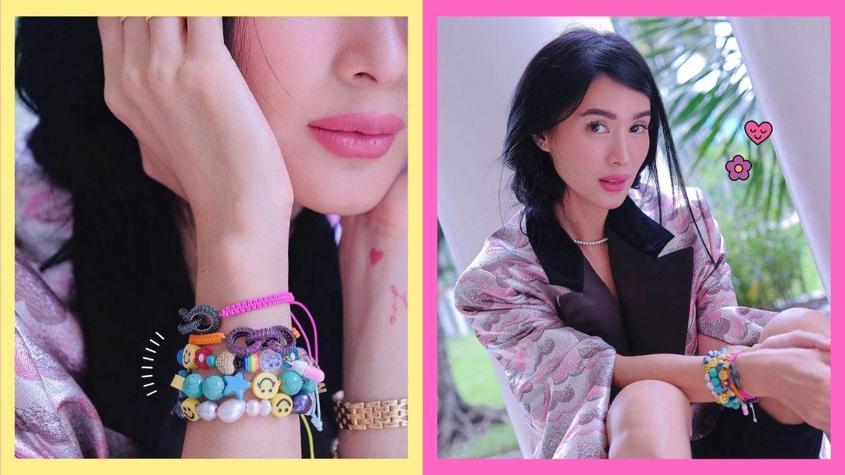 Where to get Heart Evangelista's beaded bracelets