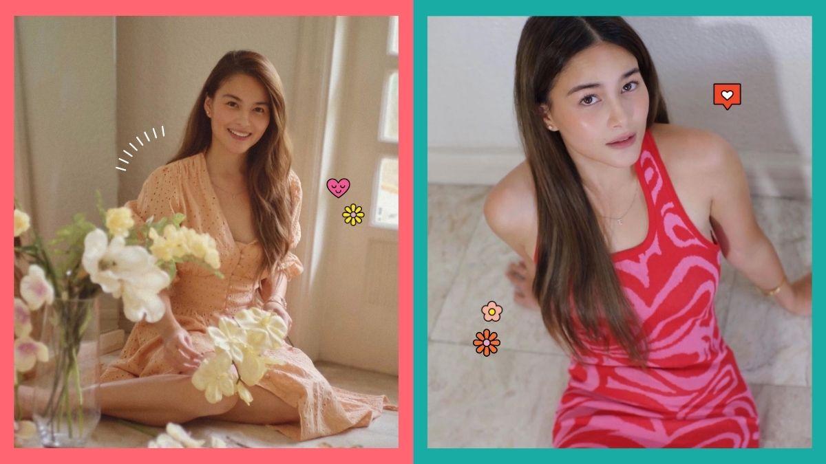 Elisse Joson's prettiest dress outfits