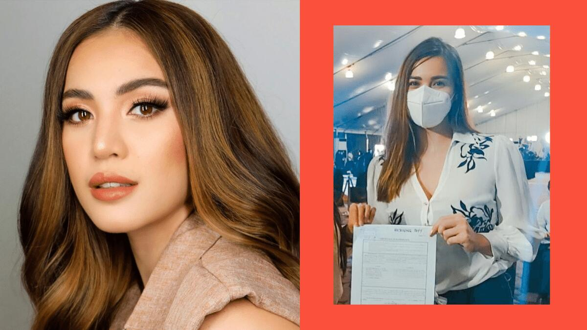 Netizens Call Out Michele Gumabao For Joining Mocha Uson's Party-List And Unearth Her Posts Against Fake News