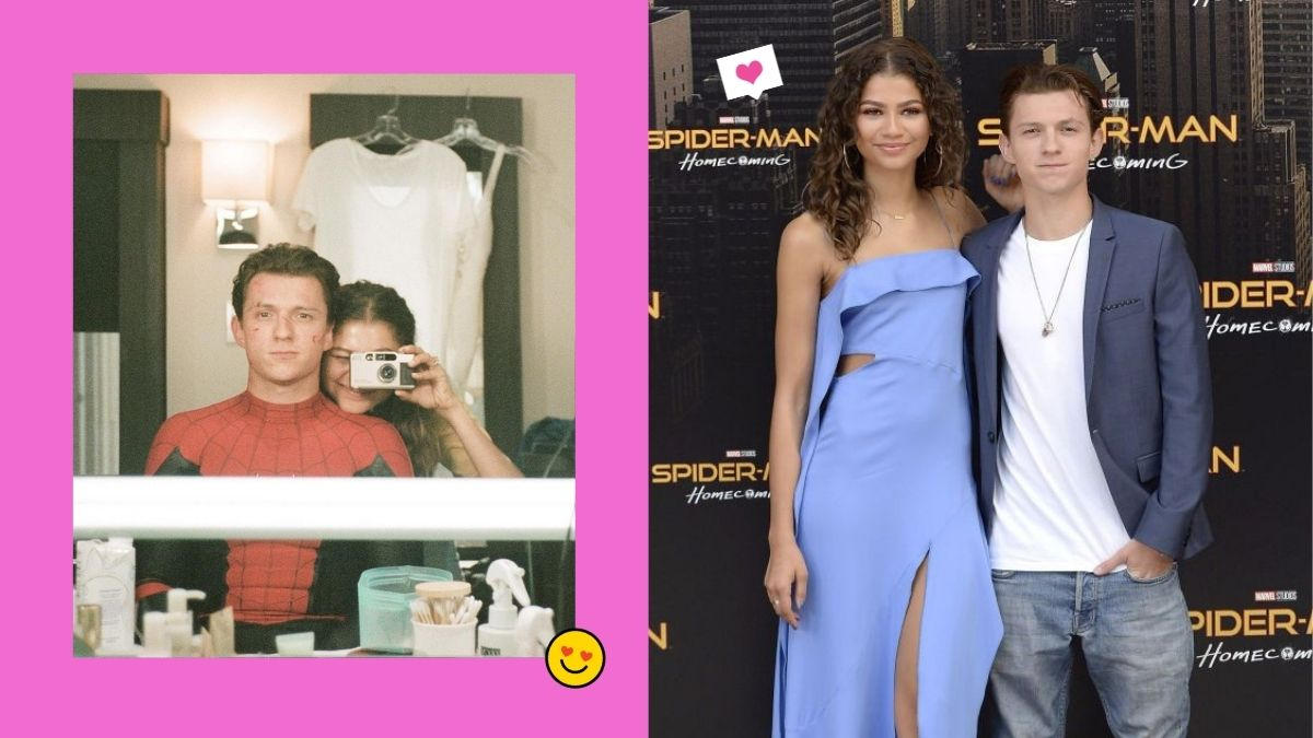 zendaya speaks about tom holland as an actor and as her boyfriend