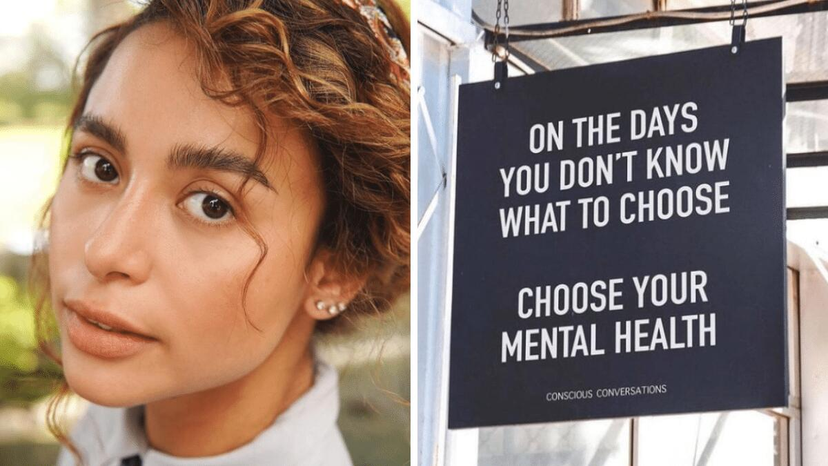 Yassi Pressman Opens Up About Taking Care Of Her Mental Health