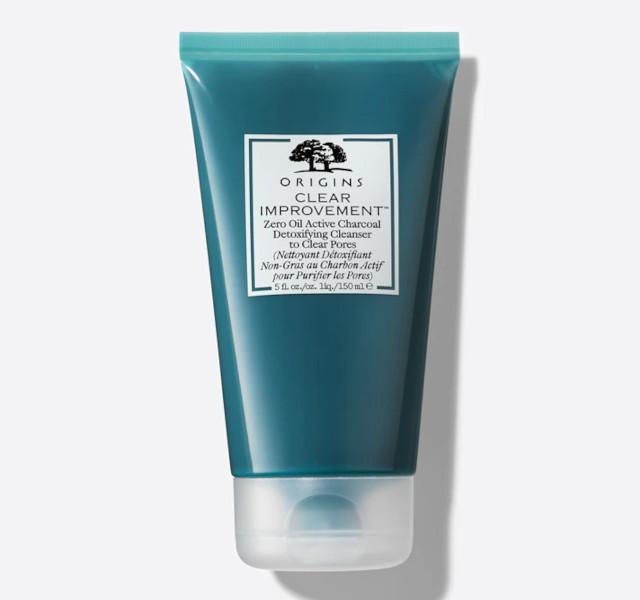 Origins Clear Improvement Zero Oil Facial Wash