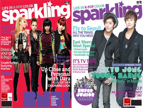 Sparkling's Second Issue