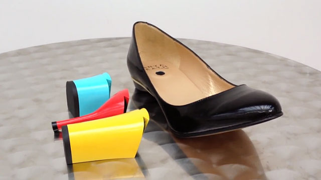 Interchangeable Heel Shoes Uk