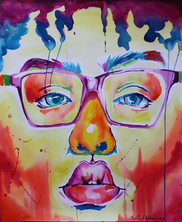 LaNia Roberts Painting