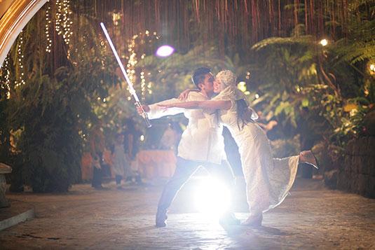I Had A \'Star Wars\' Wedding And Wore Padme Amidala\'s Dress!   Cosmo.ph