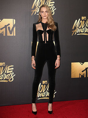 The Best Celebrity Looks At The 2016 Mtv Movie Awards