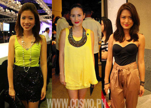 Fashionable Filipinas In Greenbelt 5 Fashion Walk