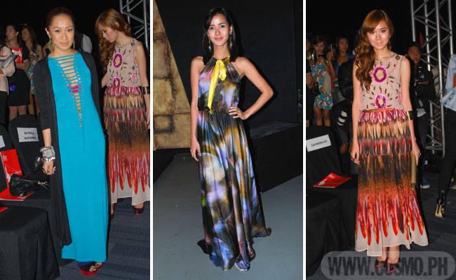 Trendy Girls Reveal Their Summer Looks For 2012
