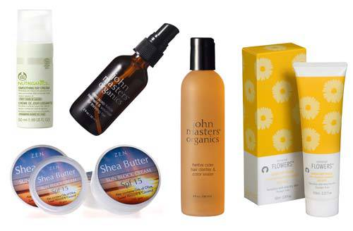 Best Organic All Natural Face Care Products