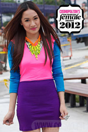 FFF 2012 Laureen Uy