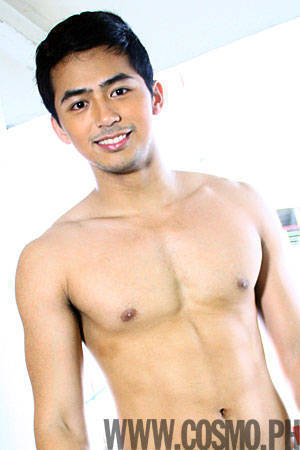 Cosmo 2011 Centerfold Enzo Pineda
