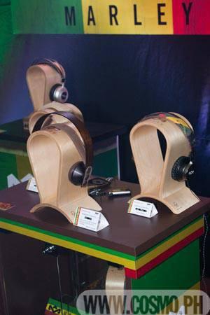 The House Of Marley headphones