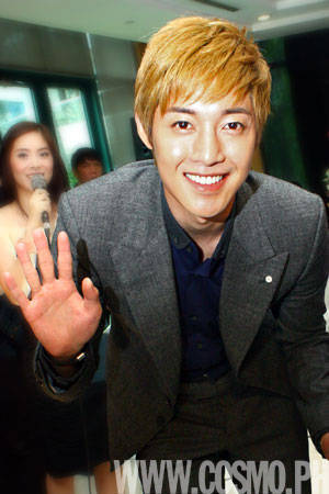 Kim Hyun Joong Face Shop