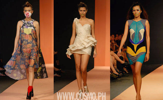 Philippine Fashion Week Report Dare To Wear These Quirky Summer Clothes