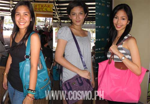 What's In The Bag Of College Gals In Ateneo?