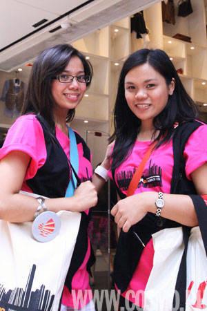 Visa go Hong Kong Super Shopper 2011