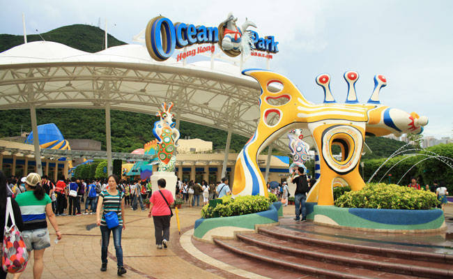 HK Ocean Park