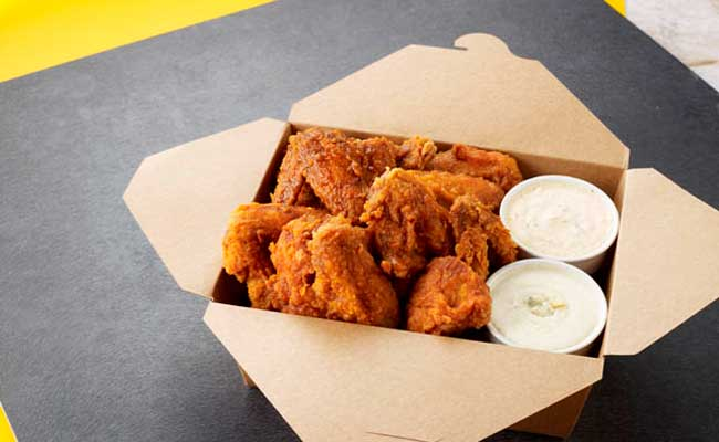 Yellow Cab Hot Wings