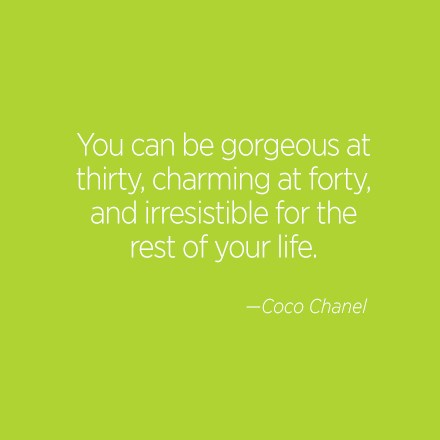 Coco Chanel Beauty Quote | Cosmo.ph