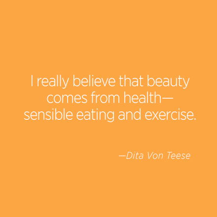 Dita Von Teese Beauty Quote | Cosmo.ph