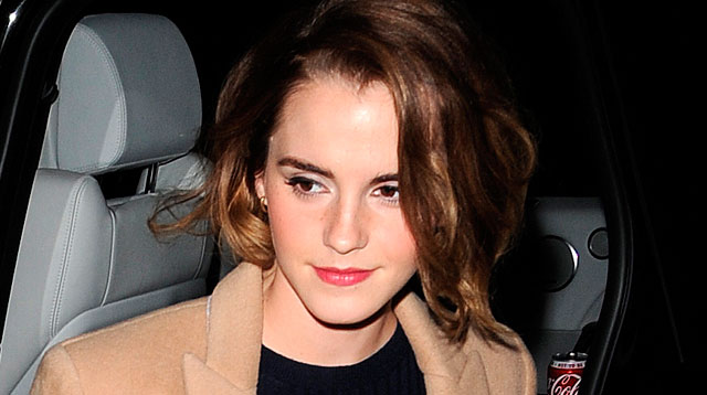Emma Watson Hair Style: You Have To See Emma Watson's New Hair!