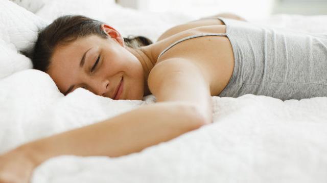 Orgasm while you sleep