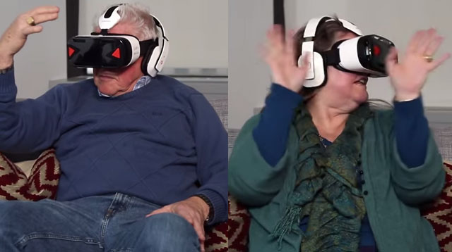 This Is What Happens When Old People Watch Porn