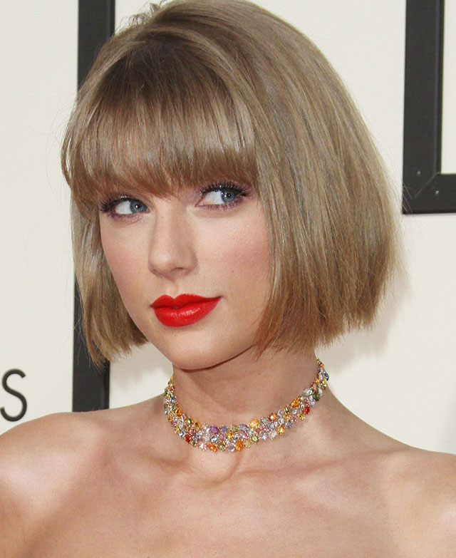 Yes Or No Taylor Swift S New Bob