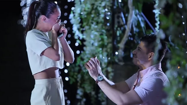 Watch Rochelle Pangilinans Super Sweet Wedding Proposal Video Here