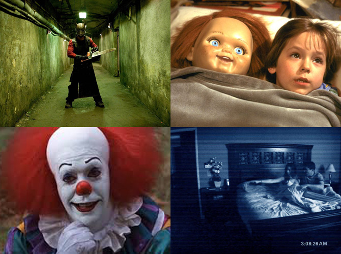 Horror Movies For Every Phobia