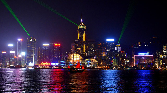 The Hungry Girl's Guide To Hong Kong