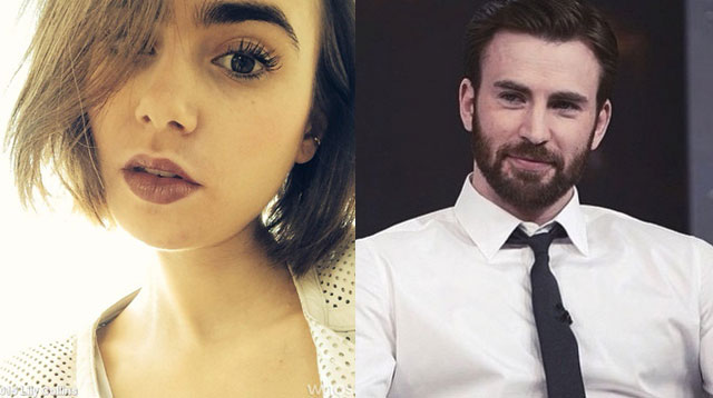 whos dating lily collins