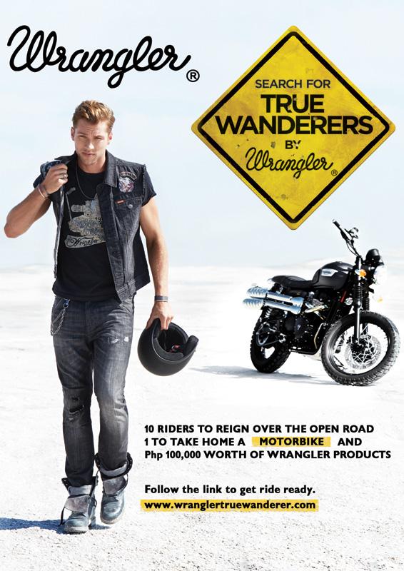 Wrangler True Ride Contest