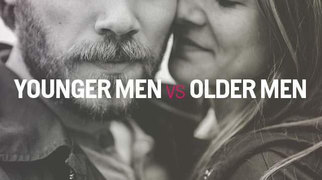 Dating a guy much older