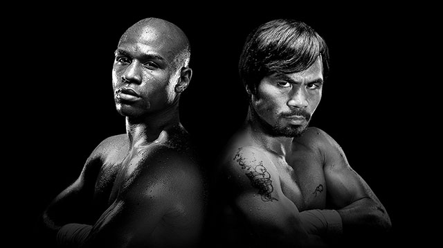 The Tamad Girl's Guide To The Pacquiao-Mayweather Fight [Infographics]