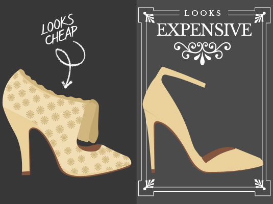 6 Reasons Your Shoes Look Cheap