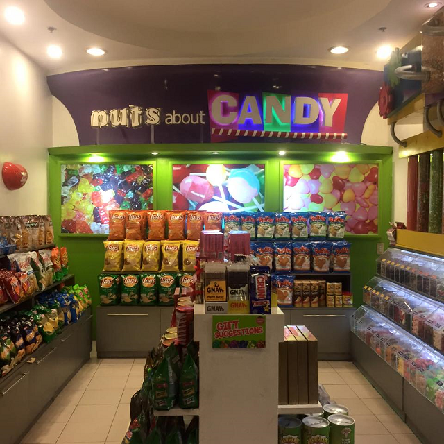 Nut and Candy