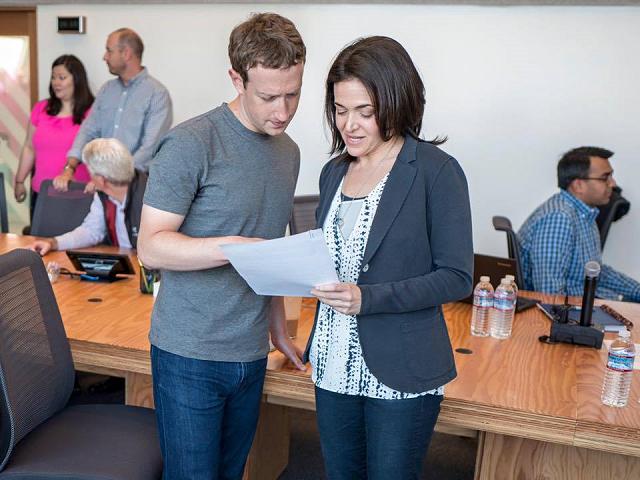 Mark Zuckerberg_Sheryl Sandberg
