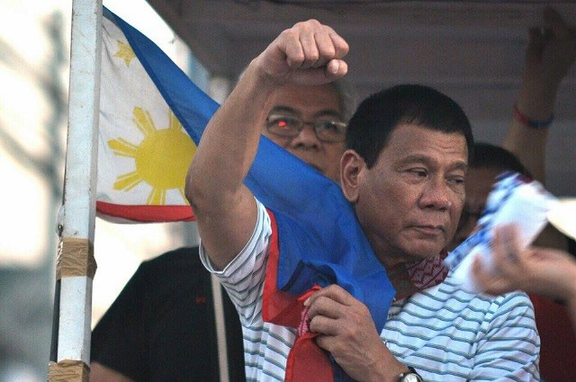 Duterte and peso