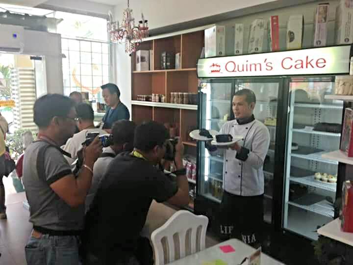 Quim's cake owner