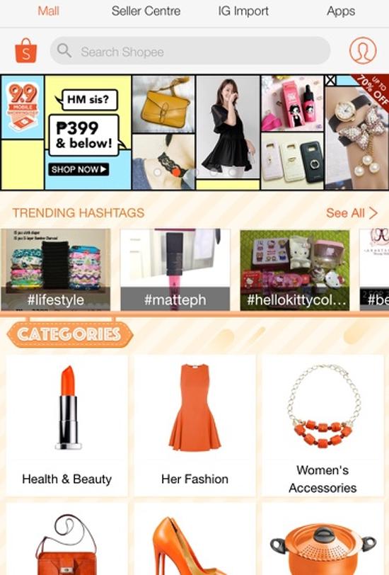 Shopee targets more Filipino sellers