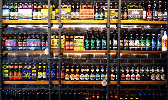 Craft Beer Drinking Limit